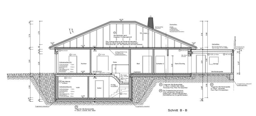 Einfamilienhaus Gkb